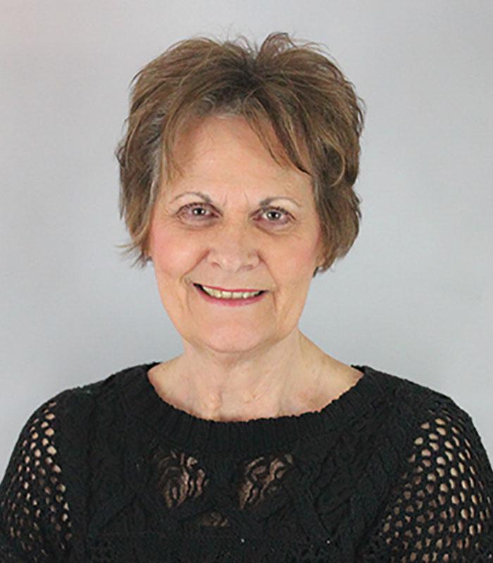 Patti Mahoney, CISR