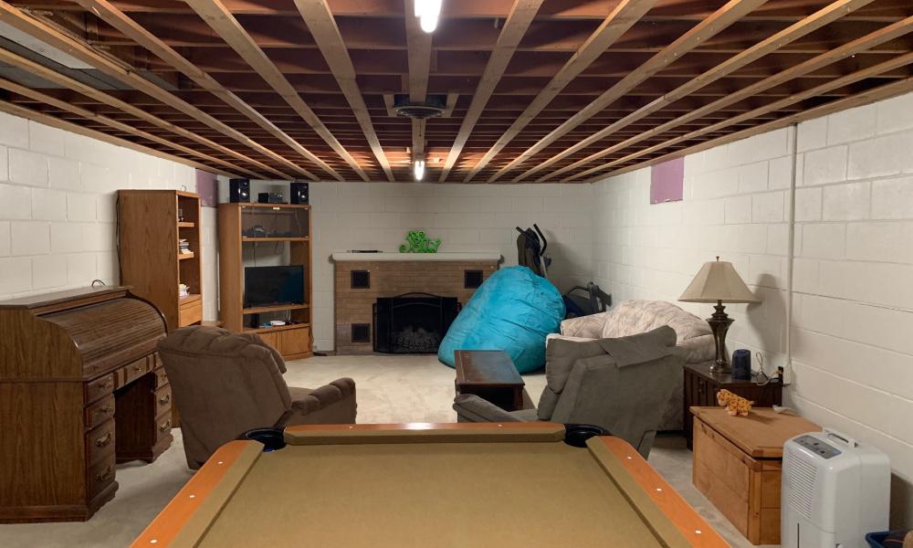 Basement - Family Room